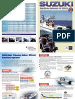 Suzuki 4T Outboard Brochure