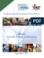 05. INE Honduras 2010 Agenda Economica.