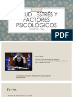 Salud , estrés y factores psicológicos