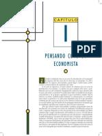 Pensando Como Un Economista, Bernanke y Frank