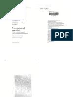 Lazarsfeld/Berelson/Gaudet - Mecanismul votului