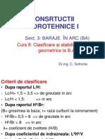 Curs 8 CH I- Clasificare Si Elemente Geometrice La BA