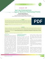 Nyeri Dan Endometriosis-Prinsip Penanganan Berbasis Patofi Siologi Praktis