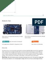 Arduino Board Due