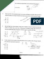 DU LLB 2013 Entrance Question Paper