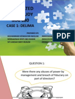 Integrated Case Study