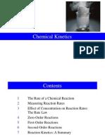 Chemical Kinetics Final