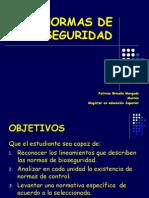 Clase Bioseguridad