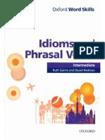 Ruth Gairns, Stuart Redman - Idioms and Phrasal Verbs - 2011