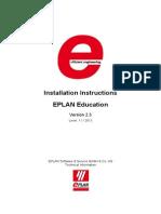 Installation Instructions Education 2.3
