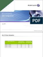 d2u Integration and TRX CEM Capacity
