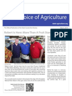Voice of Agriculture Newsletter