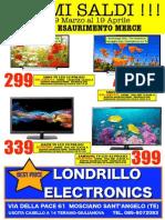 Londrillo - Offerte del mese di Marzo