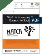Ghid de Bune Practici in Economia Sociala