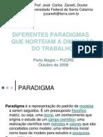 Paradigm as Zan Elli