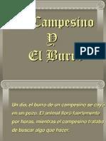 Fabula Del Burro