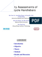 Durability Assessments of Motorcycle Handlebars Ken-yuan Lin,2005 Xxxxx
