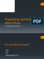 Describing Music Literacy Ppt