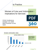 COVA Presentation 09_Women of Color Research to Practice_FINAL
