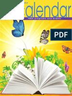 Kenton County Public Library April Calendar 2014