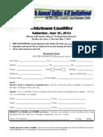 Dallas County 4H Invitational Shoot 2014