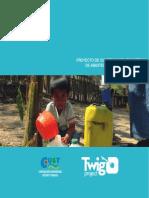 Dossier proyecto Julcuy, Ecuador