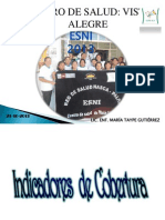 c.s. Vista Alegre-evaluacion Del 21-10-13