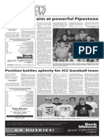 Spring Sports Preview 2014