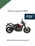 RK6 Service Manual