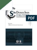 Discriminacion en Mexico