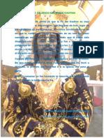LA FÉ  DE JESÚS NAZARENO CAUTIVO