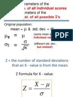 Summary Statistics IV