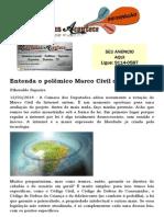 Entenda o polêmico Marco Civil da Internet