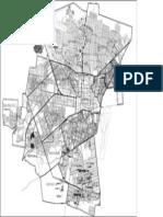 Plano de Rutas de Chiclayo-Model