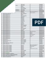 Lista Swift Bic de Bancos BR