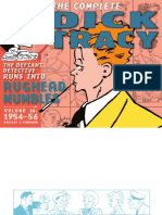 Complete Chester Gould's Dick Tracy, Vol. 16 Preview