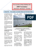 AMFC October Newsletter