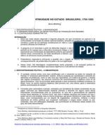 Cambios y Continuidades en Portugal Del Siglo XVIII Al XIX