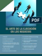 El arte de la ejecución en los negocios (Largo)