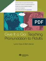 Pronunciation Pairs Pdf