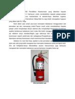 Refleksi Memadam API