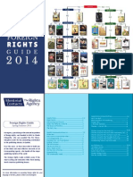 Foreign Rights Guide Spring/Summer 2014