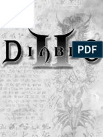 Diablo II Manual, no for LODThe Offical Manual for diablo 2(Not LOD). It helps with you all the detailsof the game, including how to become better. From the basics to the advance. All the names of the the gear and places.