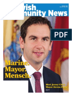 Jewish Community News, March 2014