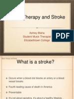 Powerpoint for Stroke