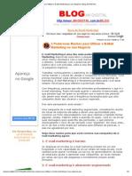 5 Poderosas Razões para Utilizar o E-Mail Marketing no seu Negócio _ Blog JM DIGITAL