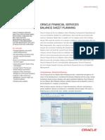 Balance Sheet Planning Ds 059027