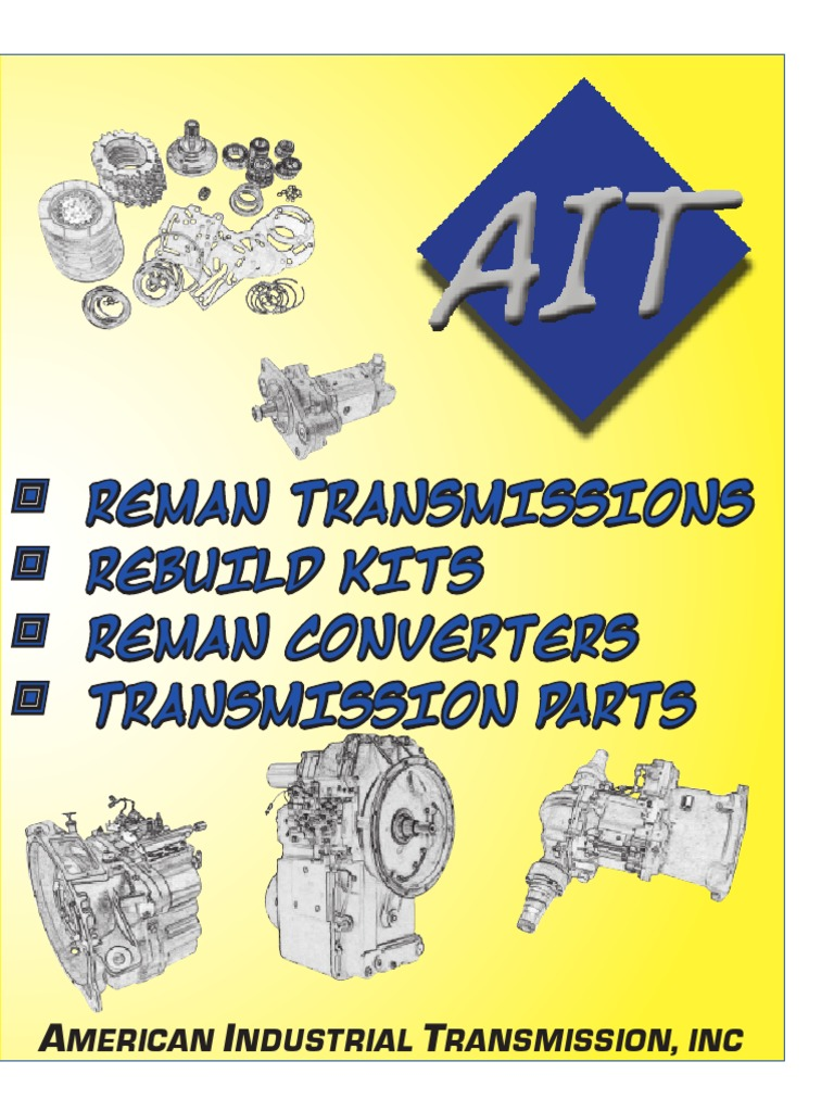 A It 2005 Catalog Bearing Mechanical Manual Transmission Monotrol Pedal Wiring Diagram