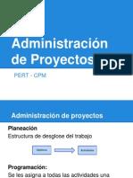 ADMINISTRACIÓN DE PROYECTOS Clase 1