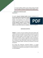 03-13-2014 Iniciativa Acuerdo Legislativo Víctimas del transporte.